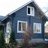Дом в деревне Сколково