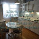 Снять трехкомнатную квартиру с евро-ремонтом в Одинцово на ул.М.Крылова с удобным выездом в сторону Москвы, тел:+7(495)991-82-51