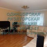 Снять трехкомнатную  квартиру с евро ремонтом в Одинцово (в спальном районе, рядом с центром) на ул. Любы Новоселовой д.2а, тел:+7(495)991-82-51