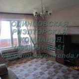Снять однокомнатную  квартиру с нормальным ремонтом в Одинцово (рядом со станцией Одинцово) на ул. Маковского д.22, тел:+7(495)991-82-51