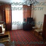 Снять двухкомнатную квартиру с хорошим ремонтом в Одинцово (рядом со станцией Отрадное) на ул. Можайское шоссе д.19, тел:+7(495)991-82-51