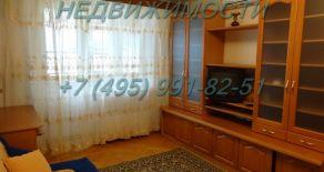 Снять однокомнатную квартиру с евро ремонтом в Одинцово (в центре города) на ул. М.Жукова д.34а, тел:+7(495)991-82-51